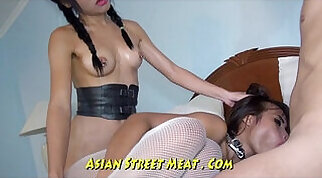 Enthusiastic Stainless Filipina Dykes