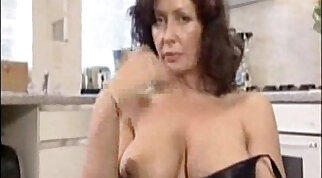 British Housewives Fucked On Gangbang