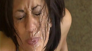 Chunky blonde Lyla Storm gets her anus hammered from behind