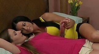 Always irresistible Milf getting her love holes fingered