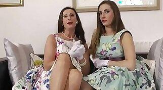 Lesbian babes Milf, Melanie Sonne Gin