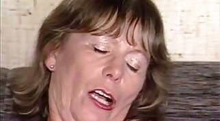 Granny with big tits gets irraheducked by cocks