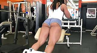 Big ass babeor Latina MILF Opie Marcus companion