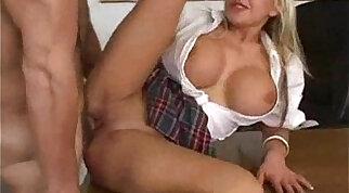 Cheryl Diamond Fucking in POV at the Office