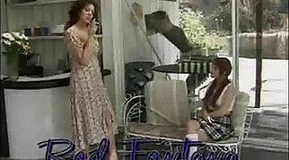 Brat twerking for his neighbors wife