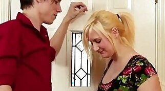 Fifi foxx fucks her brother aiden valentine that shes in love with