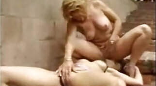 Candid Lesbian glorious Outdoor Tits