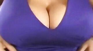 Big boobs milf homemade creampie