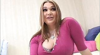 Big Boobs Cassandra Calogera Interview